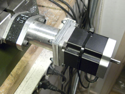 Proxxon cnc for Cnc rotary table with stepper motor